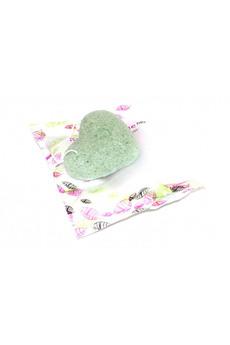 Новинка: губка-спонж «конняку» с экстрактом зеленого чая Bradex